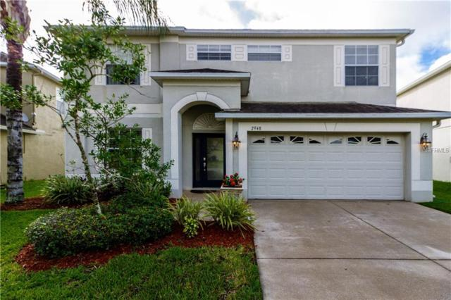 2948 Trinity Cottage Drive, Land O Lakes, FL 34638 (MLS #T3125536) :: RE/MAX CHAMPIONS