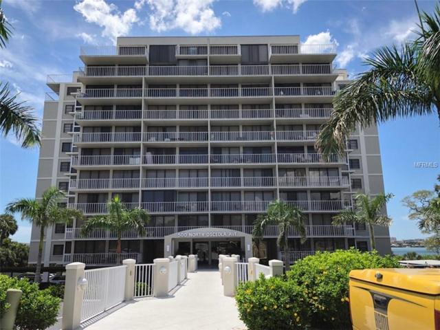 500 N Osceola Avenue #303, Clearwater, FL 33755 (MLS #T3125688) :: Lovitch Realty Group, LLC