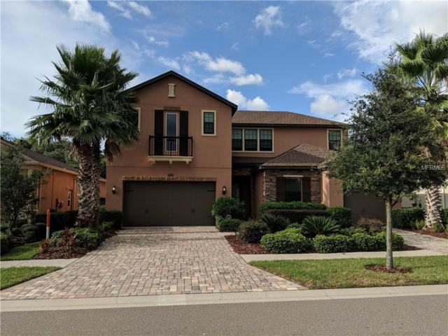 2627 Milford Berry Lane, Tampa, FL 33618 (MLS #T3125761) :: The Lockhart Team