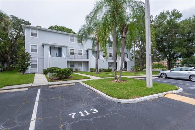 7113 E Bank Drive #103, Tampa, FL 33617 (MLS #T3125768) :: The Lockhart Team