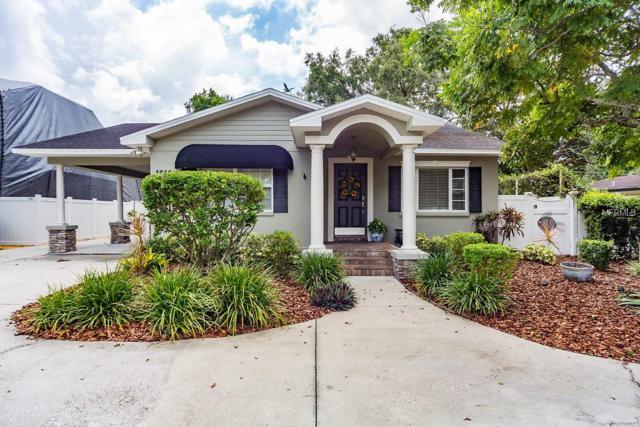 1036 Euclid Avenue, Lakeland, FL 33801 (MLS #T3127847) :: Gate Arty & the Group - Keller Williams Realty