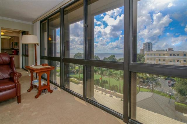 3301 Bayshore Boulevard #710, Tampa, FL 33629 (MLS #T3128326) :: The Duncan Duo Team