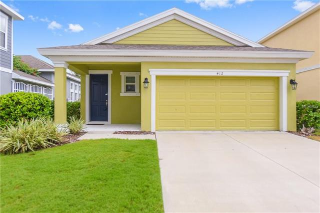 412 Winterside Drive, Apollo Beach, FL 33572 (MLS #T3128844) :: Revolution Real Estate