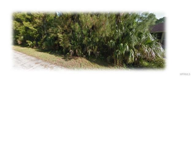 Armenia Road, North Port, FL 34286 (MLS #T3128901) :: G World Properties