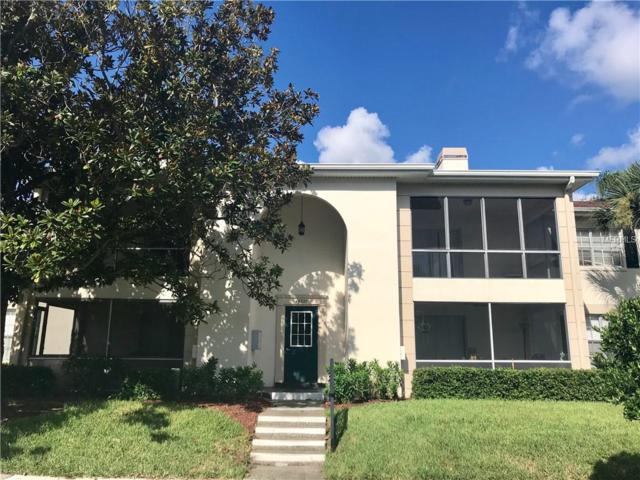 10327 Carrollwood Lane #74, Tampa, FL 33618 (MLS #T3129702) :: The Duncan Duo Team