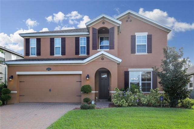 1687 Feather Grass Loop, Lutz, FL 33558 (MLS #T3129839) :: The Duncan Duo Team
