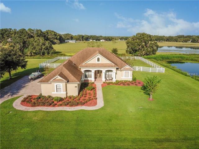 2880 Saddle Ridge Lane, Lakeland, FL 33810 (MLS #T3130407) :: Griffin Group
