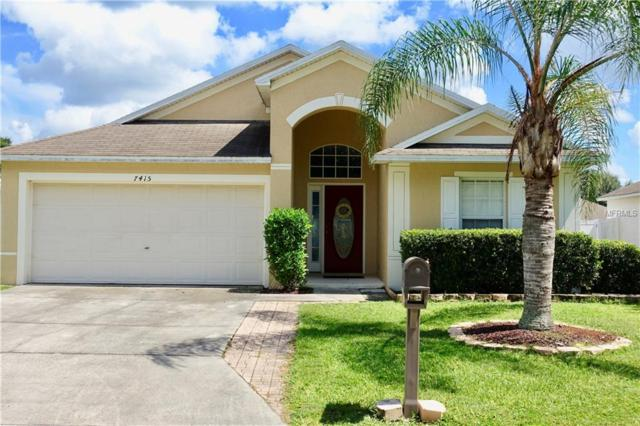 7415 Gingko Avenue, Lakeland, FL 33810 (MLS #T3130450) :: Gate Arty & the Group - Keller Williams Realty