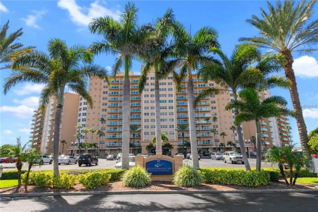 880 Mandalay Avenue C507, Clearwater Beach, FL 33767 (MLS #T3130792) :: Team Bohannon Keller Williams, Tampa Properties