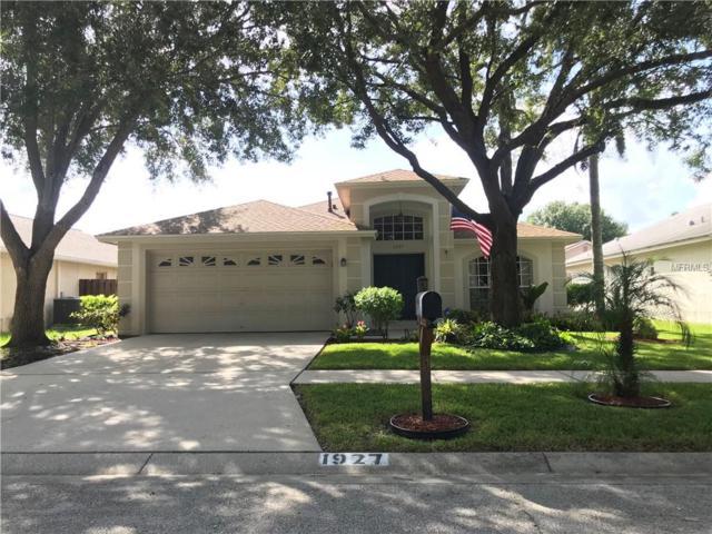 1927 Sedgefield Street, Brandon, FL 33511 (MLS #T3131233) :: G World Properties