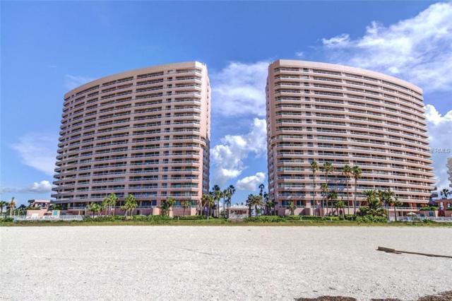 1340 Gulf Boulevard 5D, Clearwater Beach, FL 33767 (MLS #T3131569) :: Jeff Borham & Associates at Keller Williams Realty