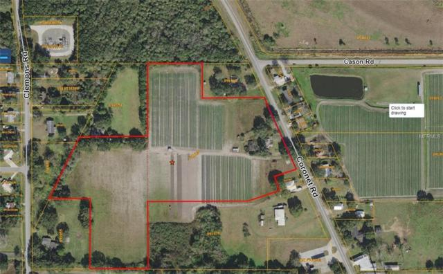 4311 Coronet Road, Plant City, FL 33566 (MLS #T3131826) :: Gate Arty & the Group - Keller Williams Realty