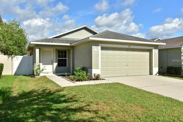 912 Windton Oak Drive, Ruskin, FL 33570 (MLS #T3131847) :: Dalton Wade Real Estate Group
