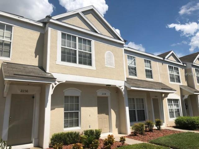 2234 Lake Woodberry Circle, Brandon, FL 33510 (MLS #T3132083) :: White Sands Realty Group