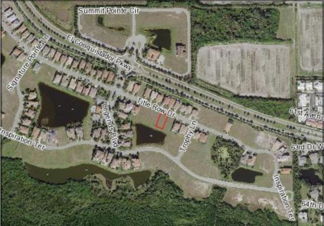 5424 Title Row Drive, Bradenton, FL 34210 (MLS #T3132123) :: Medway Realty