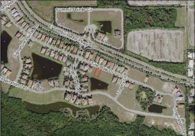 5504 Title Row Drive, Bradenton, FL 34210 (MLS #T3132141) :: Medway Realty