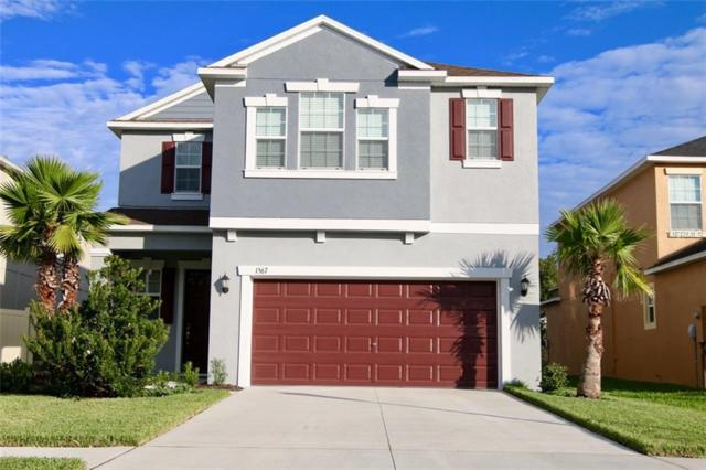 1567 Tallulah Terrace, Wesley Chapel, FL 33543 (MLS #T3132239) :: Griffin Group
