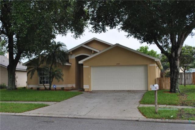 1735 Tinker Drive, Lutz, FL 33559 (MLS #T3132571) :: Zarghami Group