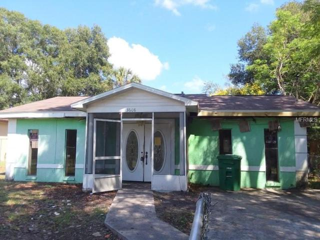 3608 E Grove Street, Tampa, FL 33610 (MLS #T3132790) :: Griffin Group