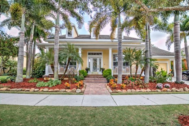 618 Islebay Drive, Apollo Beach, FL 33572 (MLS #T3133494) :: RE/MAX CHAMPIONS