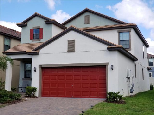 933 Terra Vista Street, Brandon, FL 33511 (MLS #T3133609) :: The Duncan Duo Team