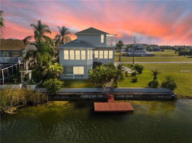 3431 Triggerfish Drive, Hernando Beach, FL 34607 (MLS #T3133858) :: The Price Group