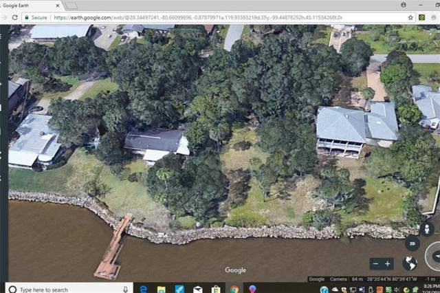 700 S Banana River Drive, Merritt Island, FL 32952 (MLS #T3134705) :: Zarghami Group