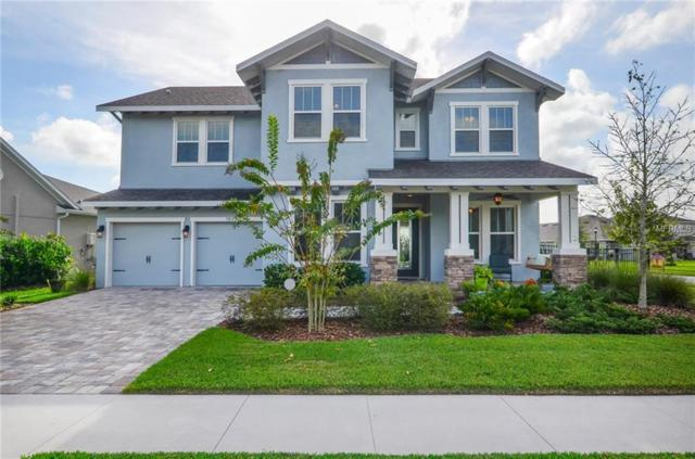 5812 Shell Ridge Drive, Lithia, FL 33547 (MLS #T3134721) :: The Duncan Duo Team