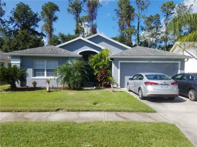 5143 New Brittany Lane, Zephyrhills, FL 33541 (MLS #T3134974) :: The Duncan Duo Team