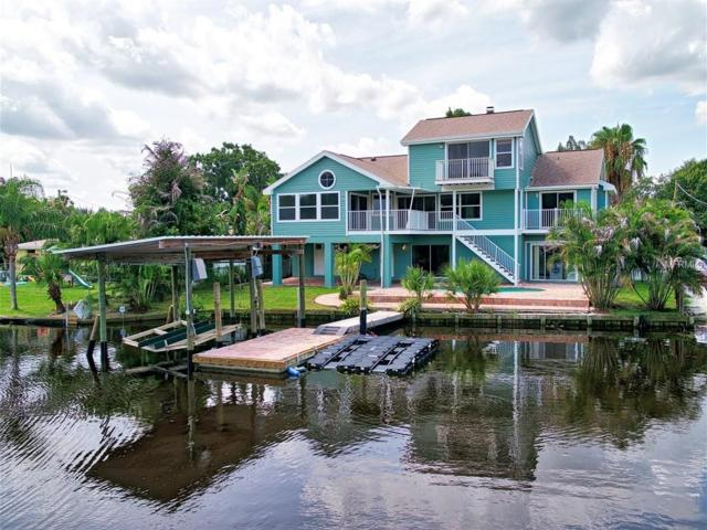 9212 River Cove Drive, Riverview, FL 33578 (MLS #T3135195) :: The Duncan Duo Team