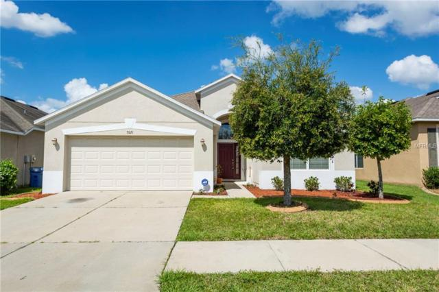 7021 Blue Beech Drive, Riverview, FL 33578 (MLS #T3135206) :: The Duncan Duo Team