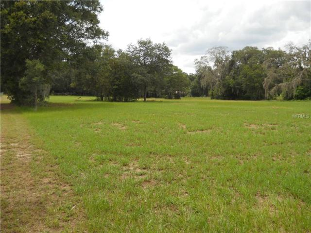 Mcintosh Road, Thonotosassa, FL 33592 (MLS #T3135568) :: Baird Realty Group