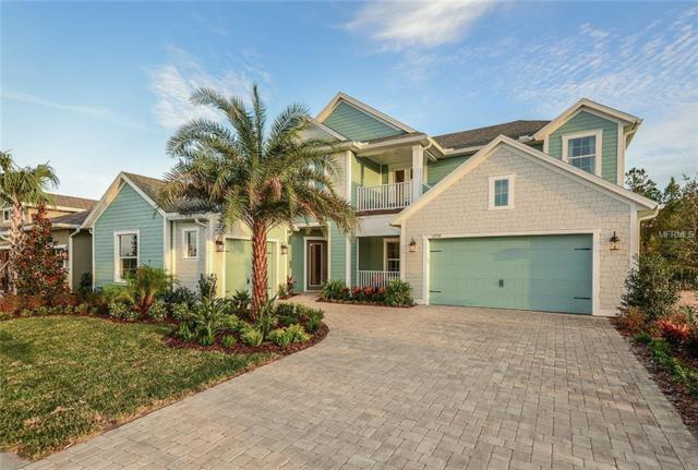 16754 Courtyard Loop, Land O Lakes, FL 34638 (MLS #T3135687) :: Team Bohannon Keller Williams, Tampa Properties