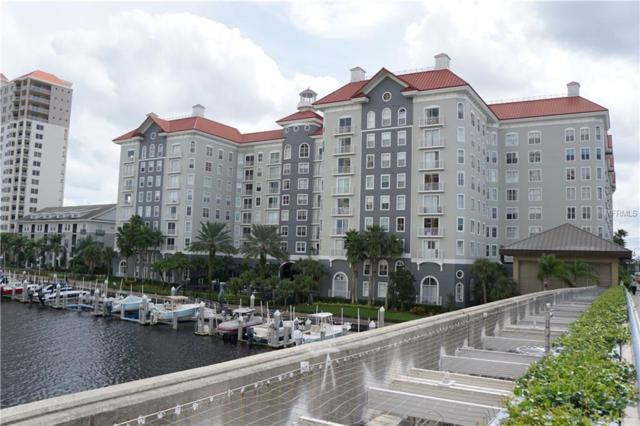 700 S Harbour Island Boulevard #141, Tampa, FL 33602 (MLS #T3135773) :: The Duncan Duo Team