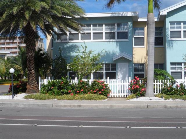 19417 Gulf Boulevard E-113, Indian Shores, FL 33785 (MLS #T3136089) :: The Lockhart Team