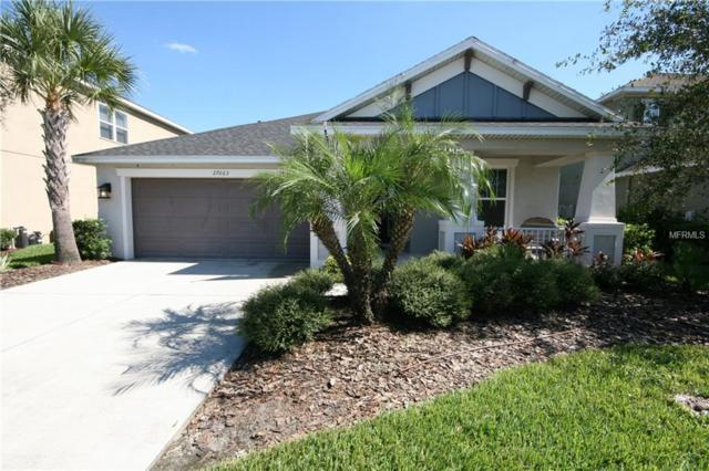 27063 Wild Bloom Drive, Wesley Chapel, FL 33544 (MLS #T3136180) :: Team Bohannon Keller Williams, Tampa Properties