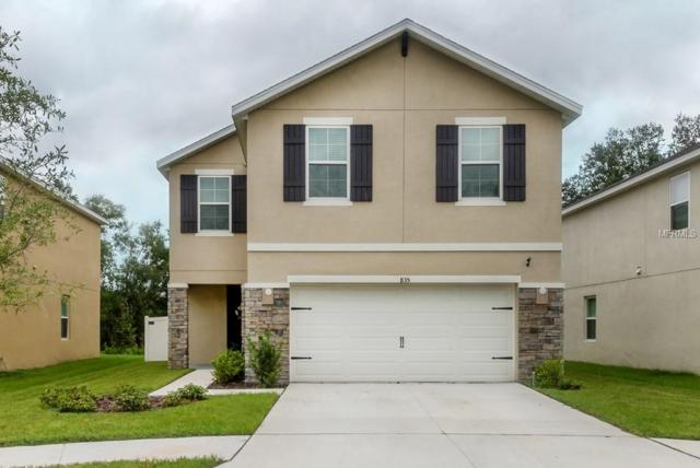835 Wiltonway Drive, Plant City, FL 33563 (MLS #T3136325) :: Dalton Wade Real Estate Group