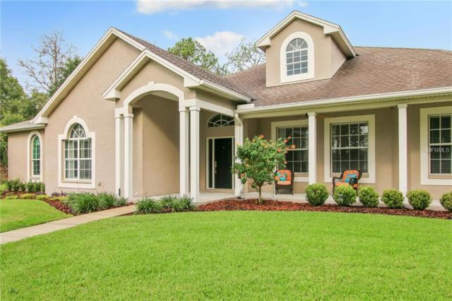 16702 Lake Eveland Place, Lutz, FL 33558 (MLS #T3136580) :: Team Bohannon Keller Williams, Tampa Properties