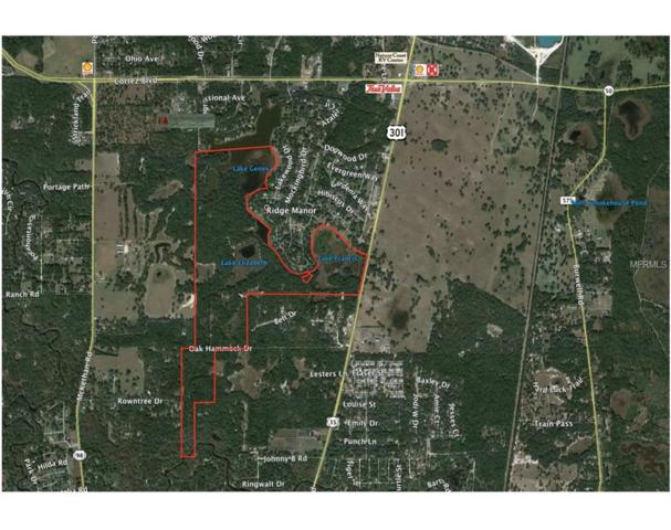 Address Not Published, Ridge Manor, FL 33523 (MLS #T3136651) :: The Duncan Duo Team