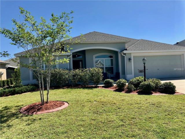 3729 Underbrush Trail, The Villages, FL 32163 (MLS #T3136986) :: Realty Executives in The Villages