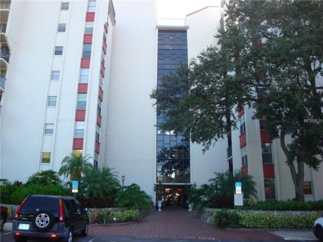 2699 Seville Boulevard #306, Clearwater, FL 33764 (MLS #T3137110) :: Burwell Real Estate