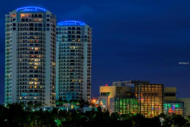 1209 E Cumberland Avenue #606, Tampa, FL 33602 (MLS #T3137179) :: The Duncan Duo Team
