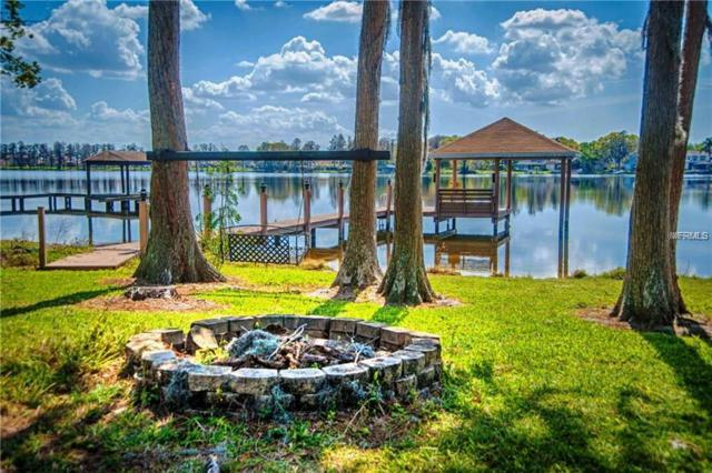 5436 Lake Le Clare Road, Lutz, FL 33558 (MLS #T3137537) :: Baird Realty Group