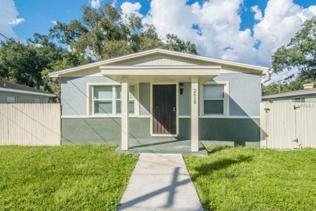 2618 E Chelsea Street, Tampa, FL 33610 (MLS #T3137571) :: Team Bohannon Keller Williams, Tampa Properties