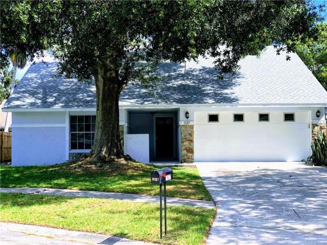 1527 High Knoll Drive, Brandon, FL 33511 (MLS #T3137789) :: Florida Real Estate Sellers at Keller Williams Realty