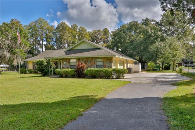 5321 Taylor Road, Lutz, FL 33558 (MLS #T3137846) :: The Duncan Duo Team