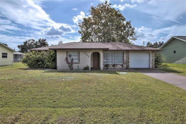737 Merrick Lane NW, Port Charlotte, FL 33948 (MLS #T3138605) :: Burwell Real Estate