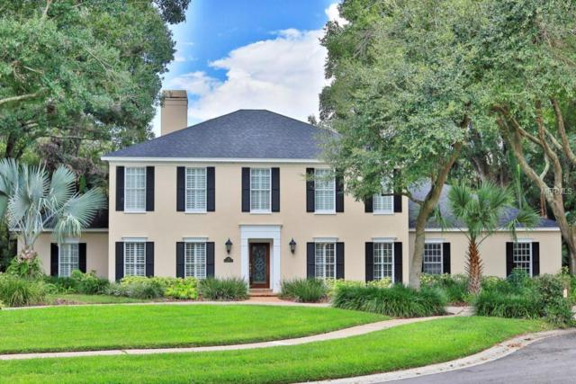 2202 Magdalene Cove Place, Tampa, FL 33613 (MLS #T3138829) :: Medway Realty