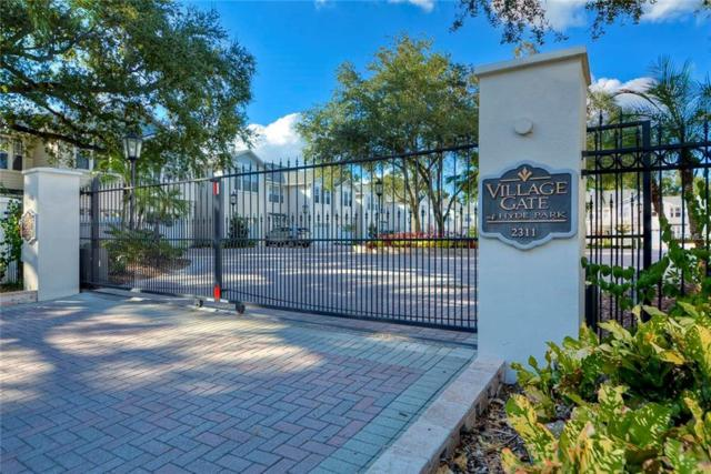 2311 W Morrison Avenue #9, Tampa, FL 33629 (MLS #T3138884) :: The Duncan Duo Team