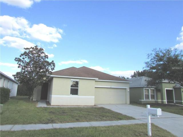 5142 Prairie View Way, Wesley Chapel, FL 33545 (MLS #T3138886) :: NewHomePrograms.com LLC